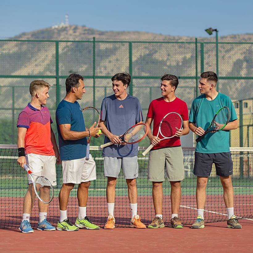 Costa Tennis | Redes Sociales 2017 0