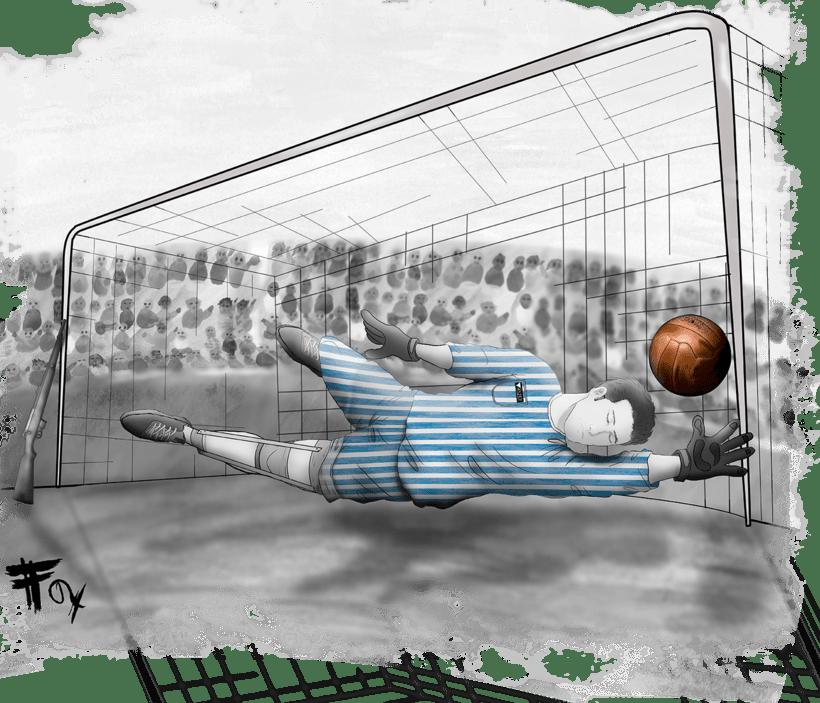 """El Penalti / """"Sueños en la Mirada"""" -1"""