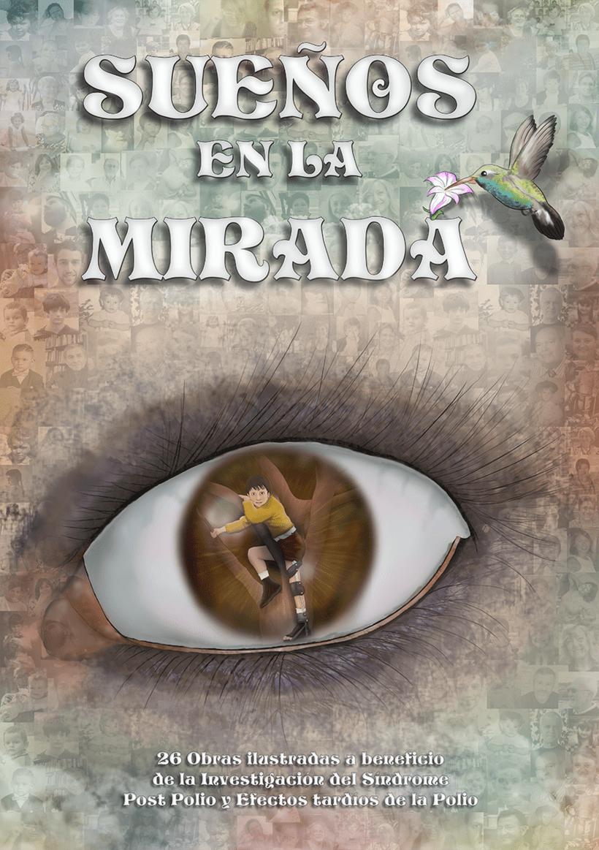 """Portada y contraportada / """"Sueños en la Mirada"""" -1"""