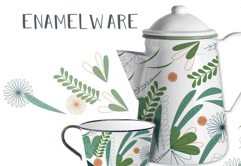 Diseño de Pattern para juego de café -1