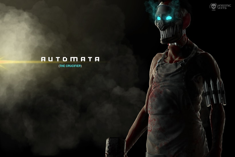 Automata Release: THE CRUCIFIER -1