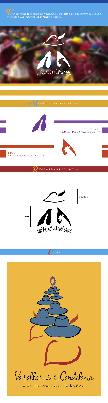 Identidad y cartel de Vasallos de la Candelaria -1