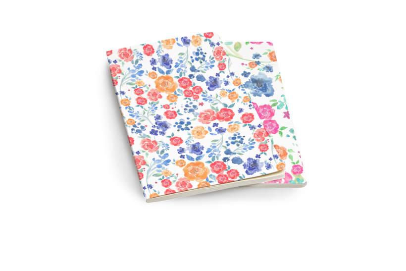 Estampado floral / Liberty print 0