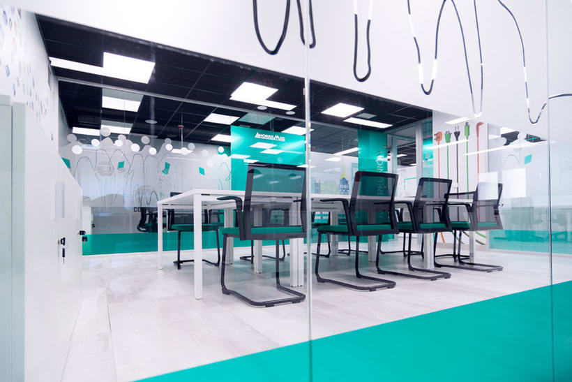 Fotografia interiorismo oficinas | Domestika