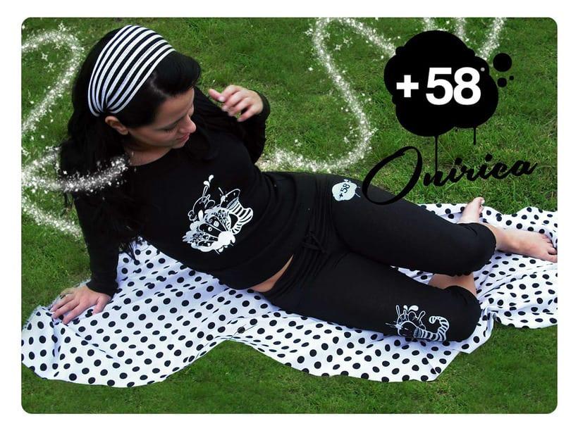 + 58 - Branding - Diseño de piezas textiles, estampado y dirección de fotografía 2
