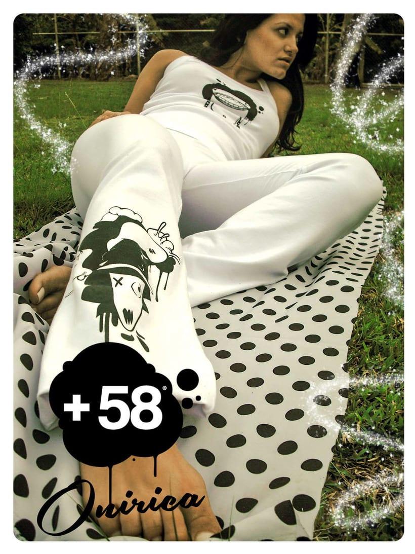 + 58 - Branding - Diseño de piezas textiles, estampado y dirección de fotografía 5