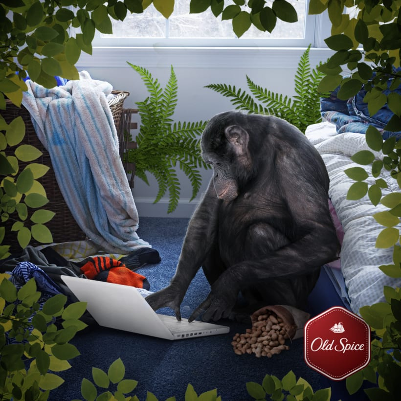 Retoque digital para Old Spice -1
