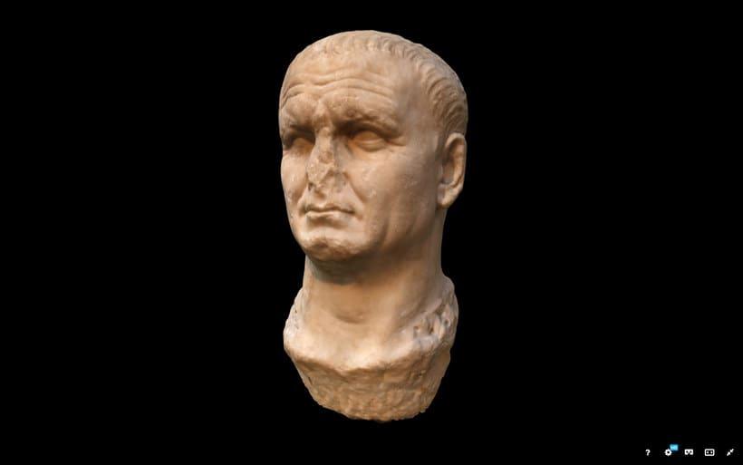 Más de 200 obras de arte del British Museum en 3D  3
