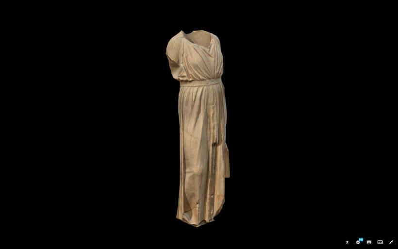 Más de 200 obras de arte del British Museum en 3D  7