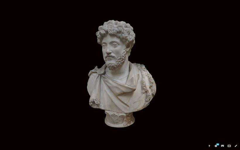 Más de 200 obras de arte del British Museum en 3D  10