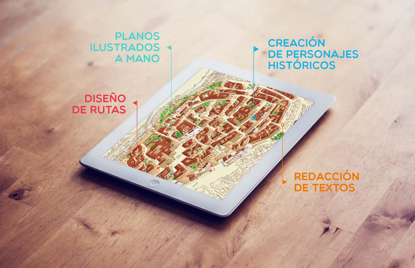Planos urbanos turísticos / Tourist maps 0