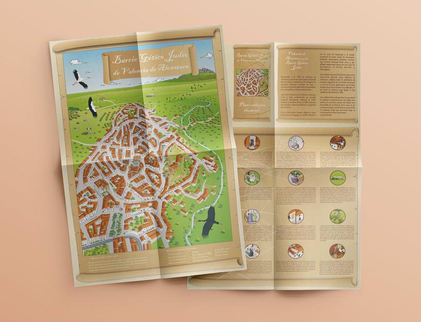 Planos urbanos turísticos / Tourist maps 5