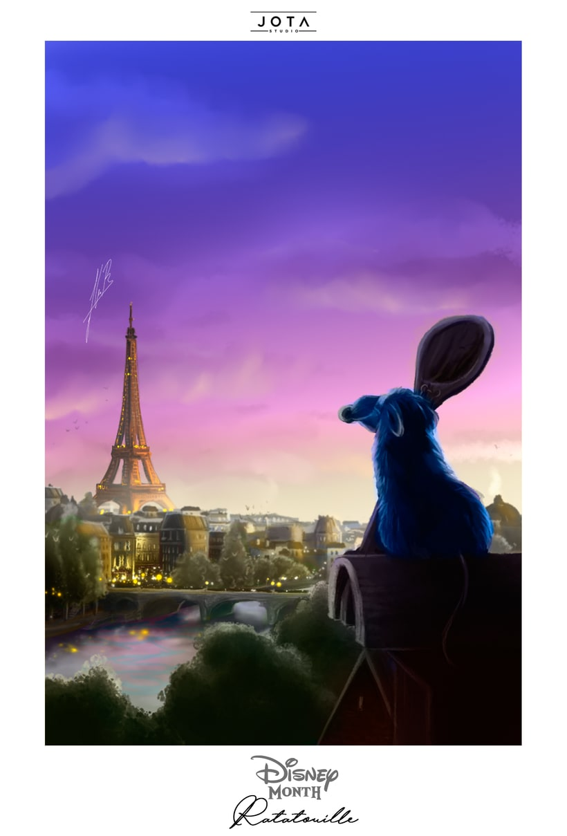 Disney Month 6