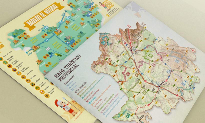 Mapas turísticos 0