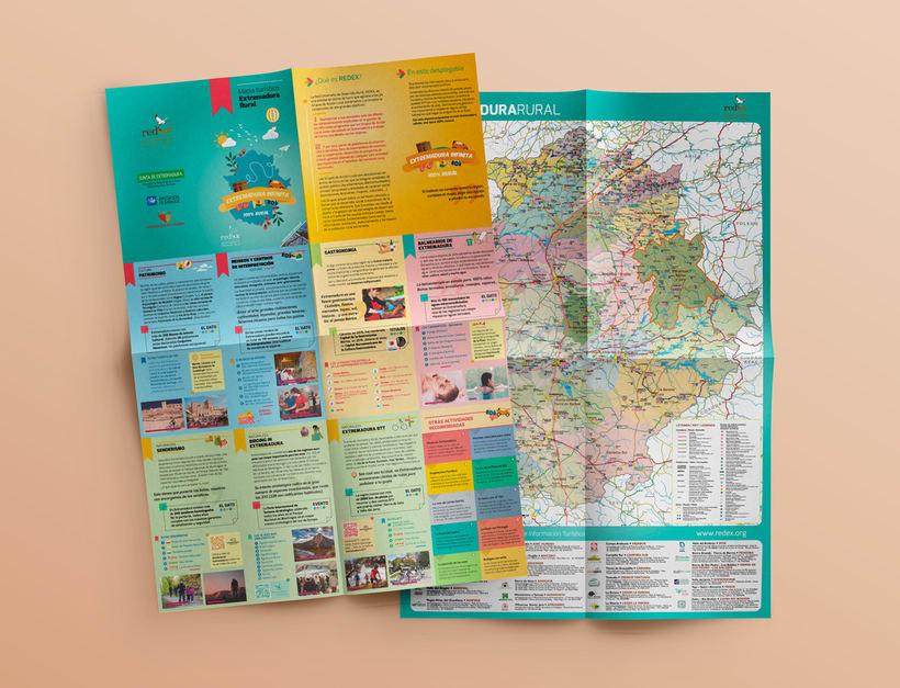 Mapas turísticos 1