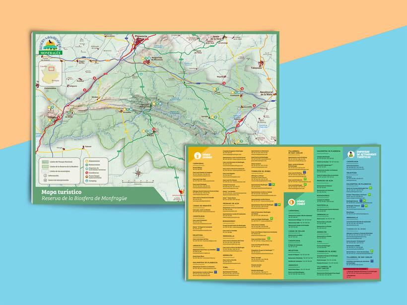 Mapas turísticos 4