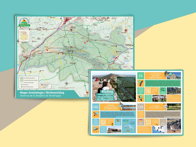 Mapas turísticos 8