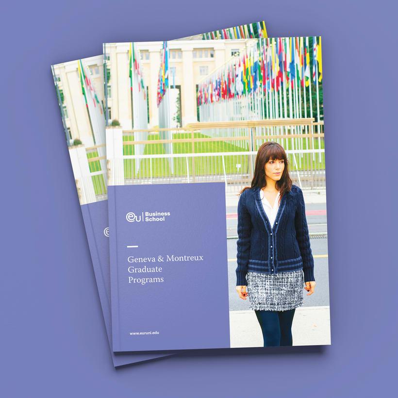 Catálogos EU Business School 2016/17 8