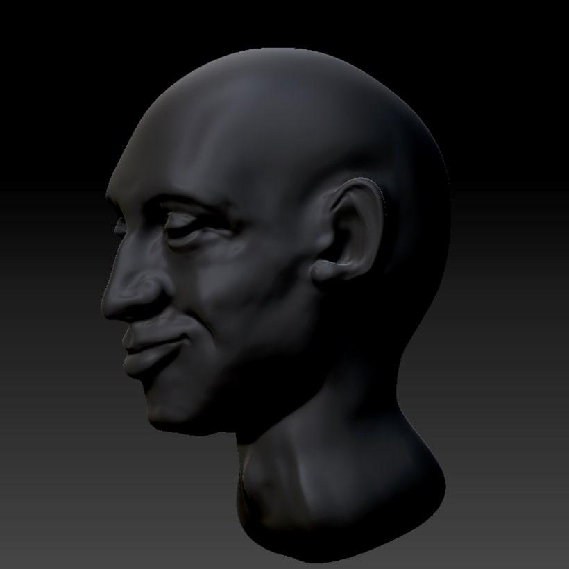 Modelado personajes 3D 1