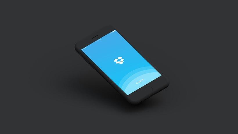 Dropbox   UI Concept  -1