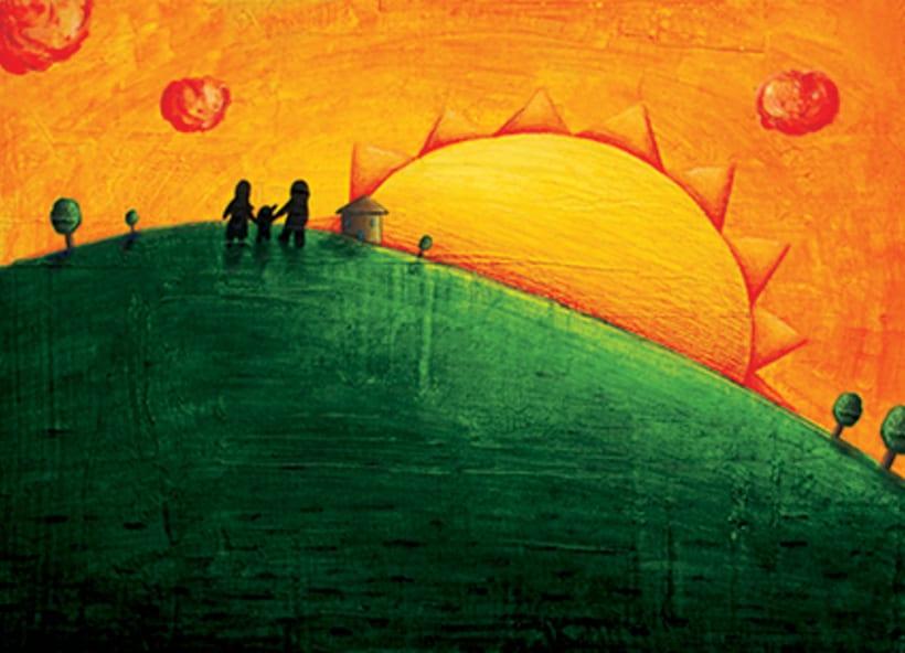 """""""Curious Sameer"""" serie ilustrada del libros para niños (edad: 3/6 años) -1"""