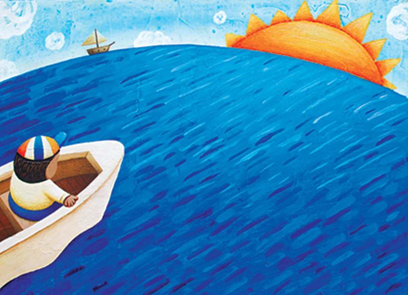 """""""Curious Sameer"""" serie ilustrada del libros para niños (edad: 3/6 años) 0"""