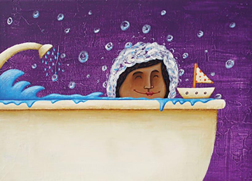 """""""Curious Sameer"""" serie ilustrada del libros para niños (edad: 3/6 años) 2"""