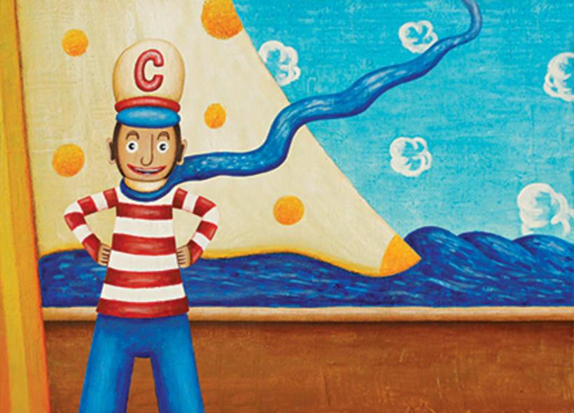 """""""Curious Sameer"""" serie ilustrada del libros para niños (edad: 3/6 años) 6"""