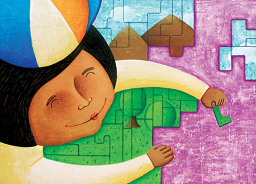 """""""Curious Sameer"""" serie ilustrada del libros para niños (edad: 3/6 años) 10"""