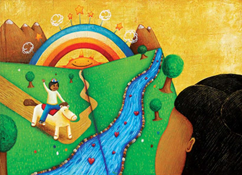 """""""Curious Sameer"""" serie ilustrada del libros para niños (edad: 3/6 años) 13"""