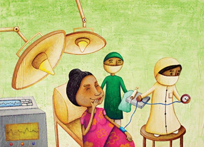 """""""Curious Sameer"""" serie ilustrada del libros para niños (edad: 3/6 años) 16"""