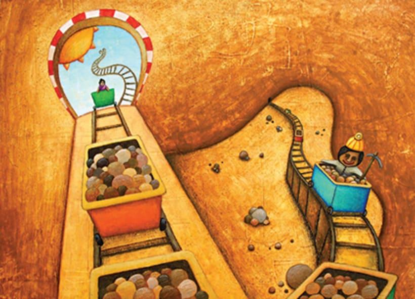 """""""Curious Sameer"""" serie ilustrada del libros para niños (edad: 3/6 años) 17"""