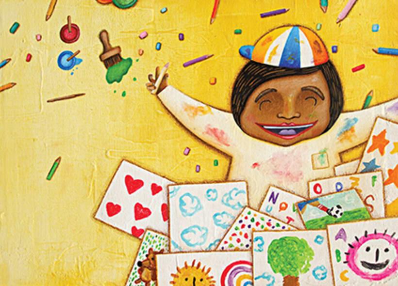 """""""Curious Sameer"""" serie ilustrada del libros para niños (edad: 3/6 años) 20"""