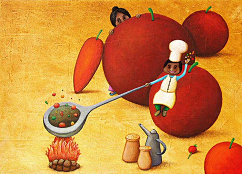 """""""Curious Sameer"""" serie ilustrada del libros para niños (edad: 3/6 años) 21"""