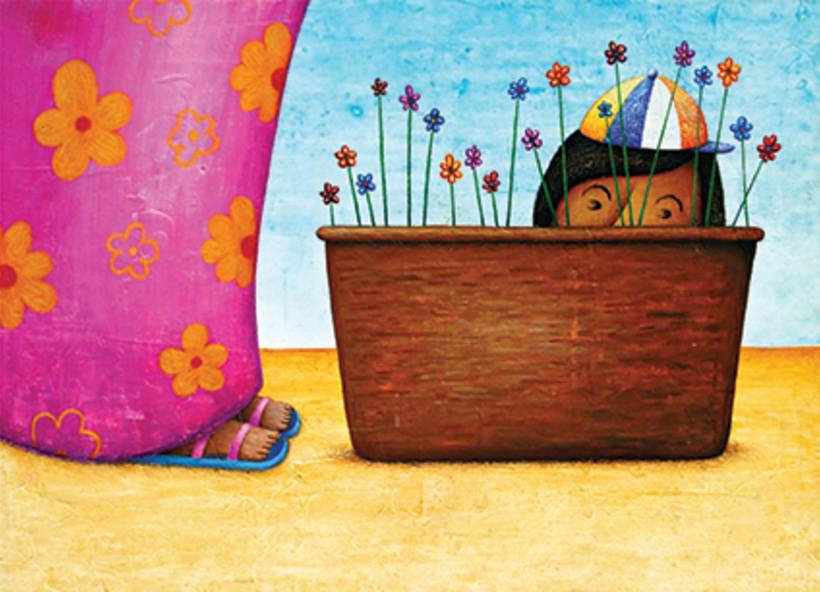 """""""Curious Sameer"""" serie ilustrada del libros para niños (edad: 3/6 años) 23"""