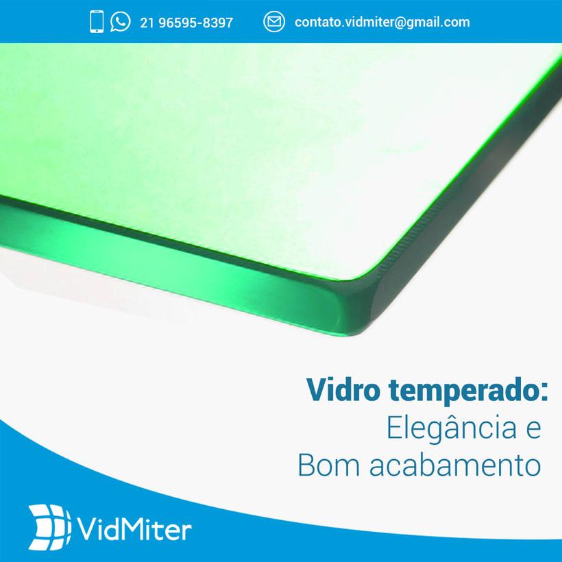 VidMiter | Branding | Logotipo | Gestión de redes sociales 2
