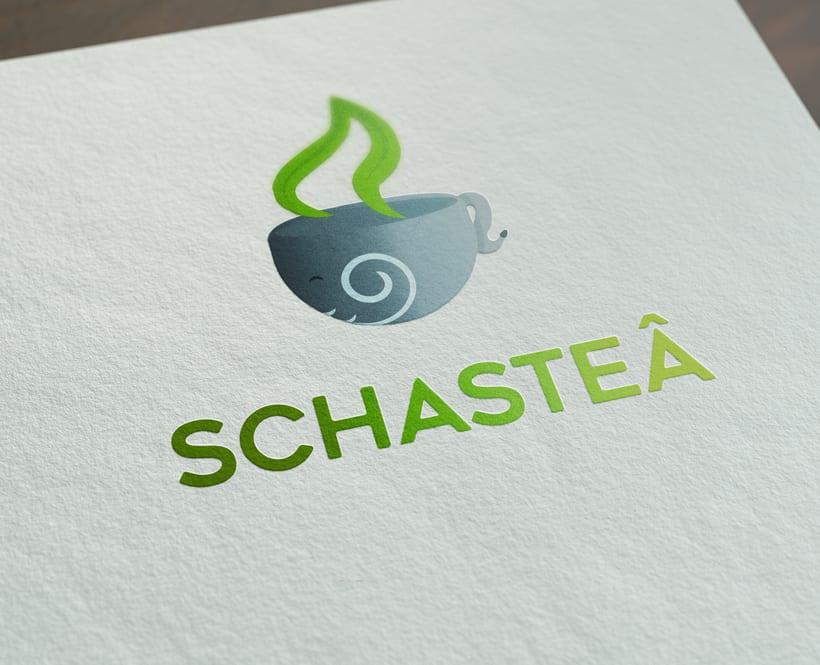 Schasteâ | Branding | Logotipo -1