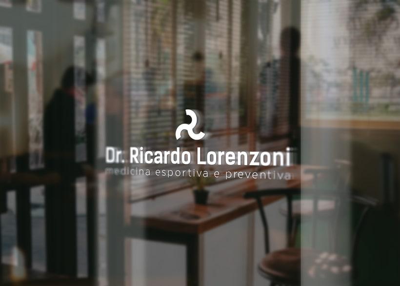 Medicina esportiva | Branding | Logotipo -1