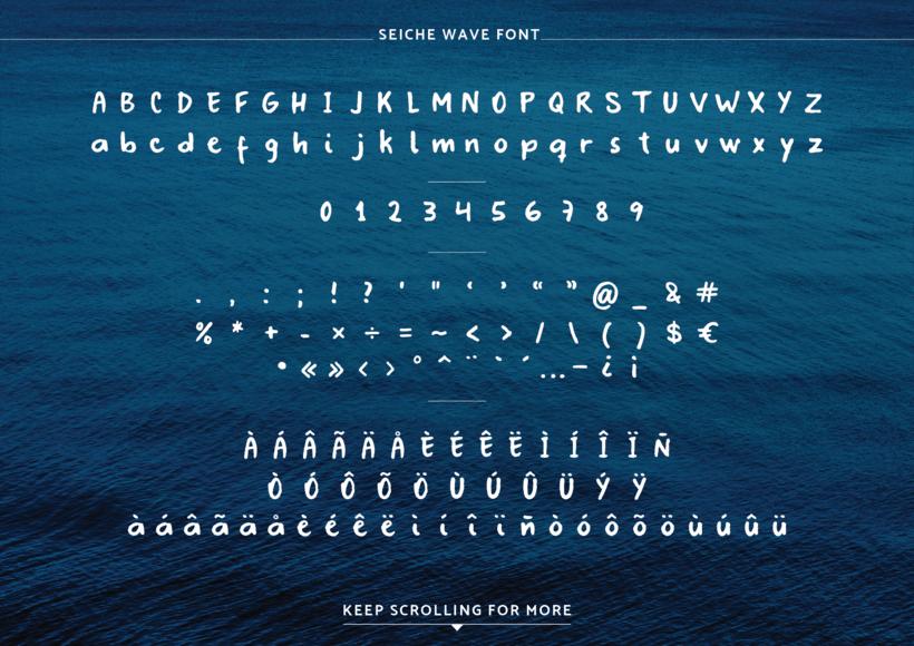 Seiche Wave 2