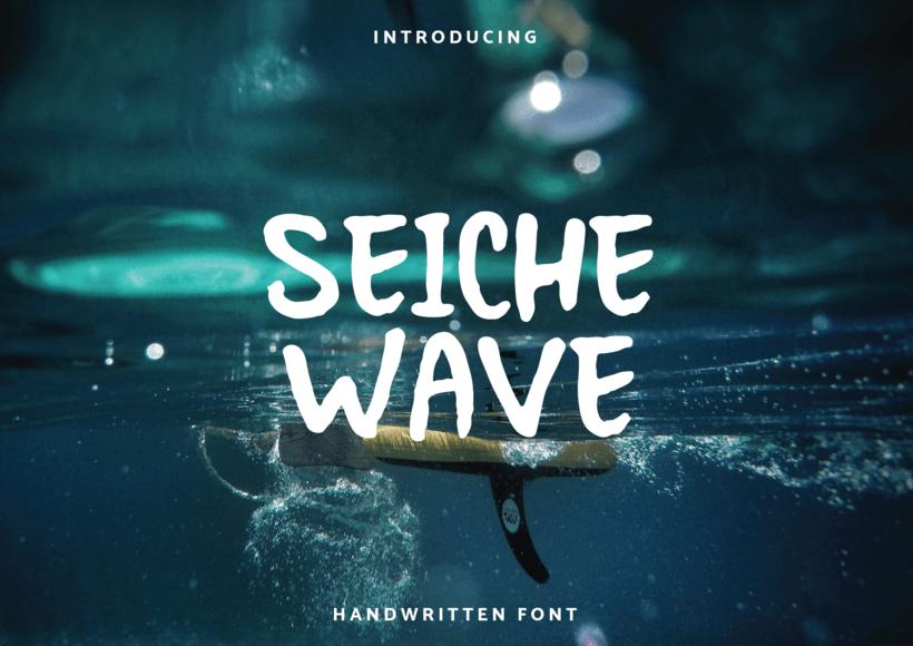 Seiche Wave 1
