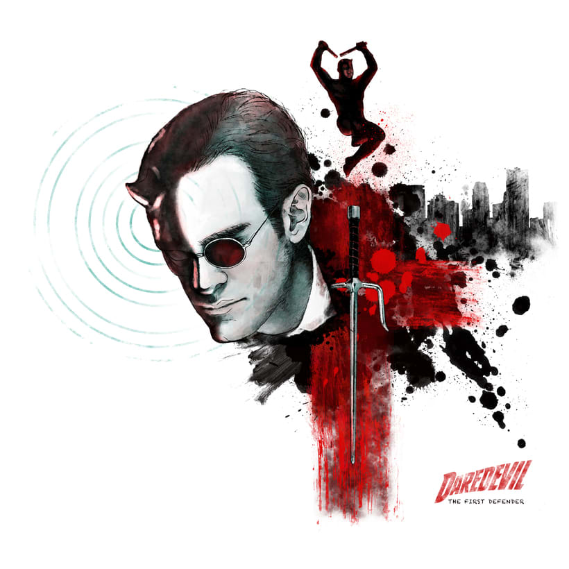 Daredevil: the first Defender 0