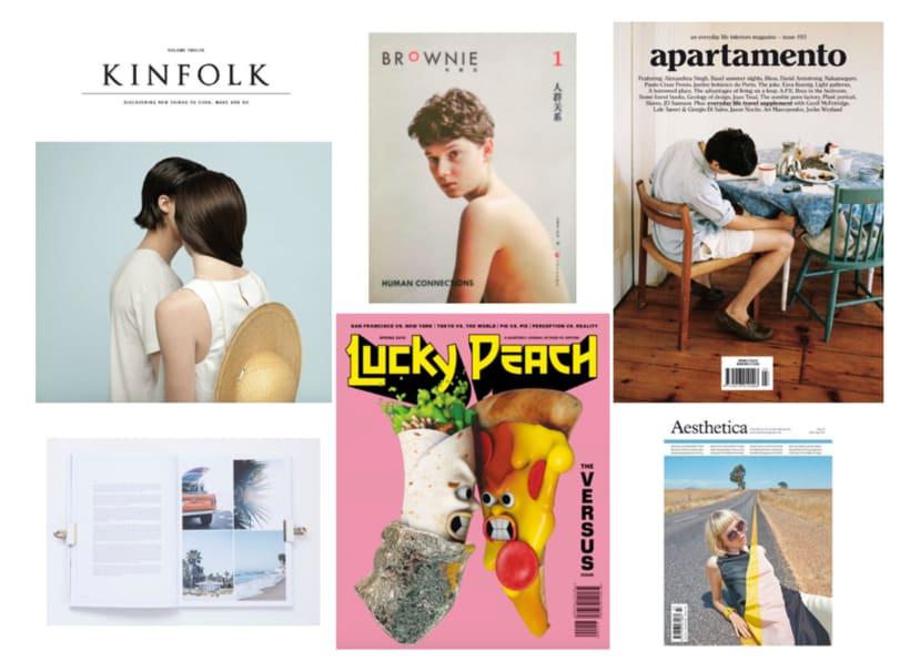 Revistas independientes y de colección 1