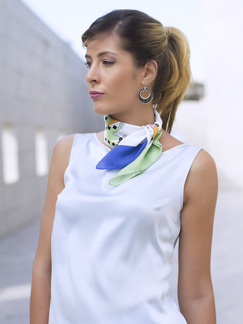 "Accesorios ""BUTTERFLY"" Alba LAZARI - Diseño: Alba Rodal 0"