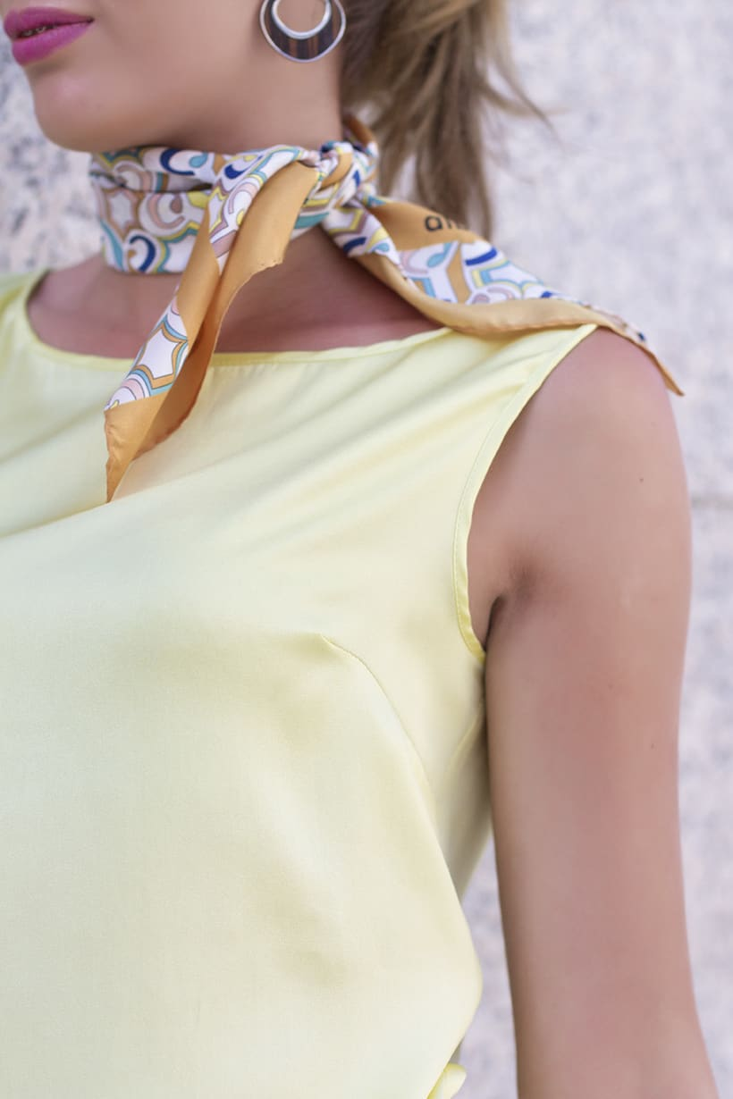 "Accesorios ""BUTTERFLY"" Alba LAZARI - Diseño: Alba Rodal 4"