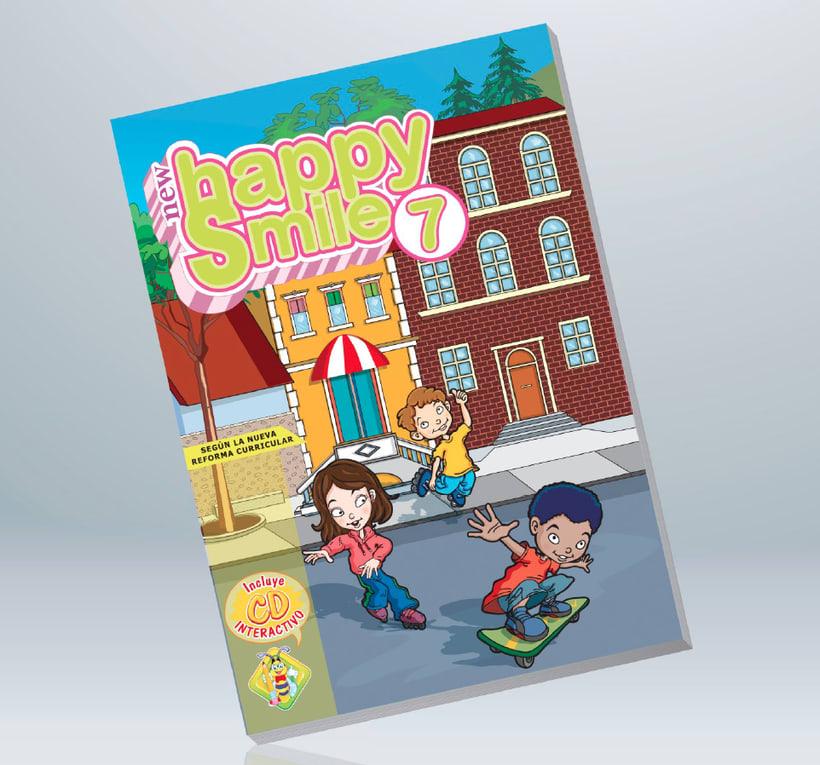 Portada del Libro Happy Smiles 0