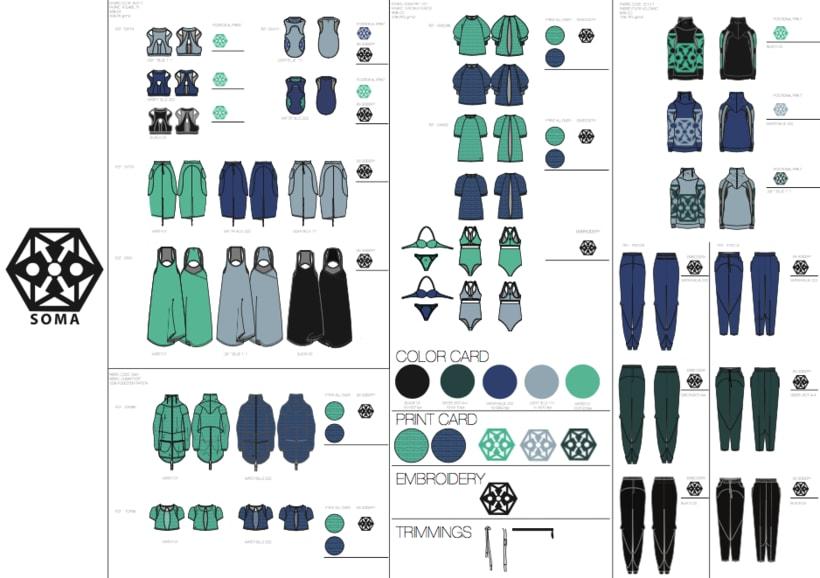 Fashion collectioAdidas Y-3.  5