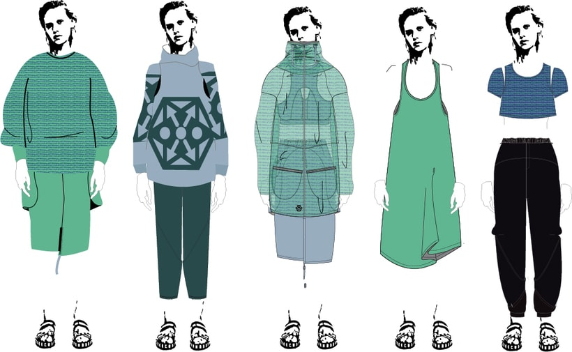 Fashion collectioAdidas Y-3.  6