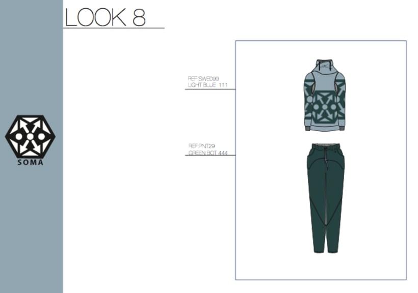 Fashion collectioAdidas Y-3.  14