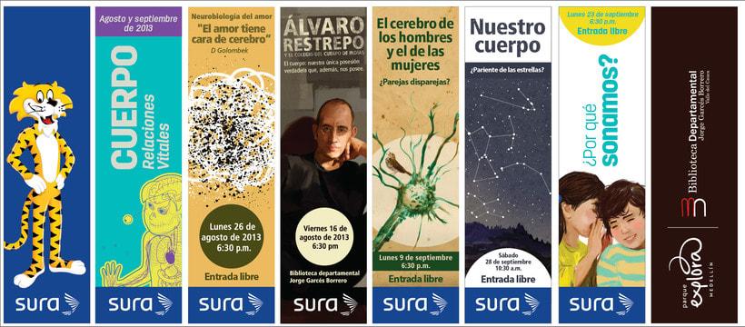 Exposición CUERPO - Explora Sura 5