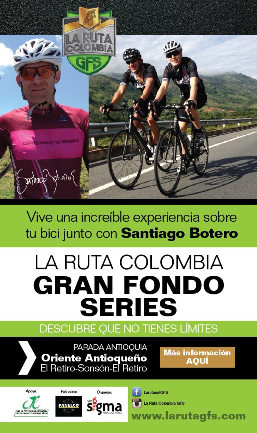 Ruta Colomba - Gran Fondo -1